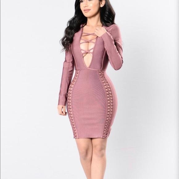Plus size Bandage Dress NWT